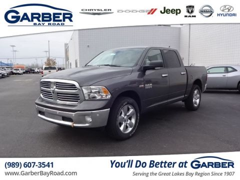 NEW 2018 RAM 1500 BIG HORN CREW CAB 4X4 5'7 BOX