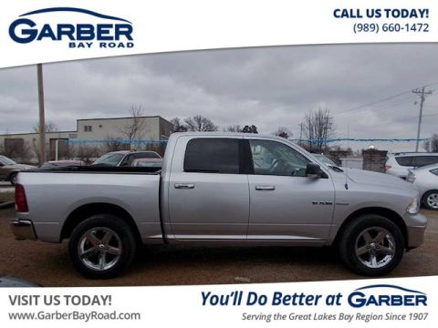 PRE-OWNED 2009 DODGE RAM 1500  4WD
