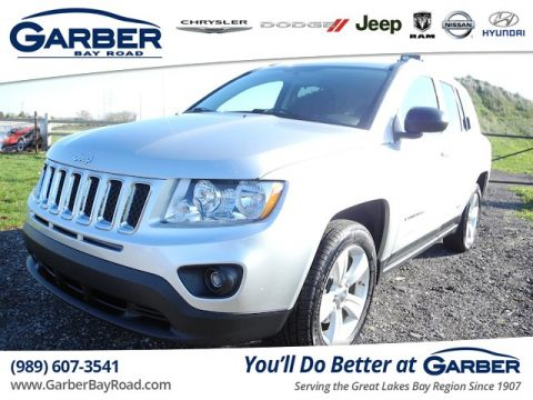 PRE-OWNED 2011 JEEP COMPASS BASE 4WD
