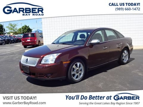 PRE-OWNED 2009 MERCURY SABLE PREMIER