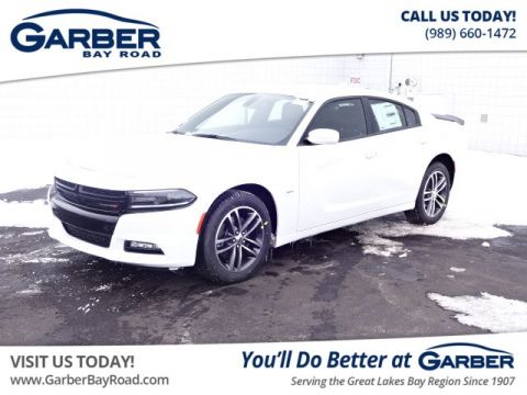 NEW 2018 DODGE CHARGER GT PLUS AWD