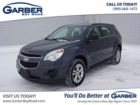 PRE-OWNED 2010 CHEVROLET EQUINOX LS AWD