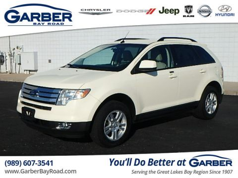 PRE-OWNED 2008 FORD EDGE SEL AWD