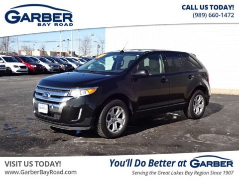 Pre Owned  Ford Edge Sel Awd