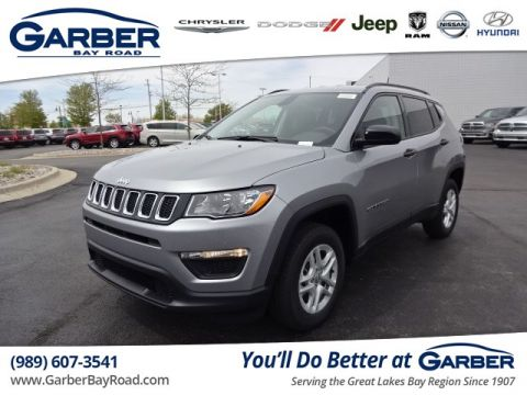 NEW 2017 JEEP NEW COMPASS SPORT 4WD