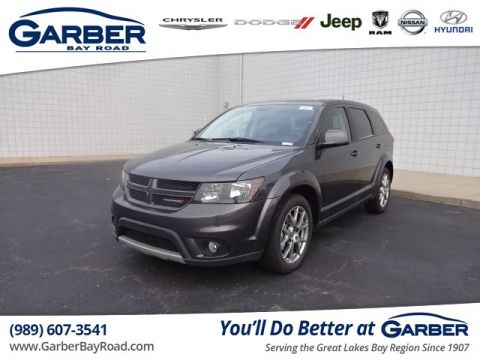 NEW 2017 DODGE JOURNEY GT