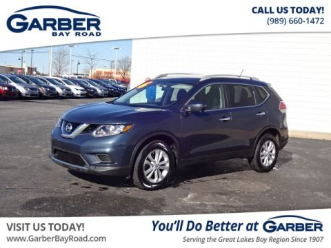 PRE-OWNED 2016 NISSAN ROGUE  AWD