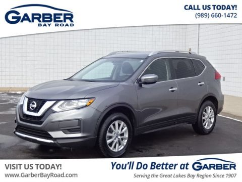 PRE-OWNED 2015 NISSAN MURANO  AWD