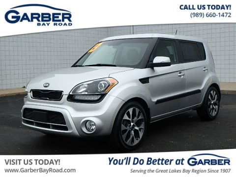 Superb PRE OWNED 2013 KIA SOUL ! FWD HATCHBACK