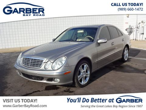 PRE-OWNED 2005 MERCEDES-BENZ E500 5.0L