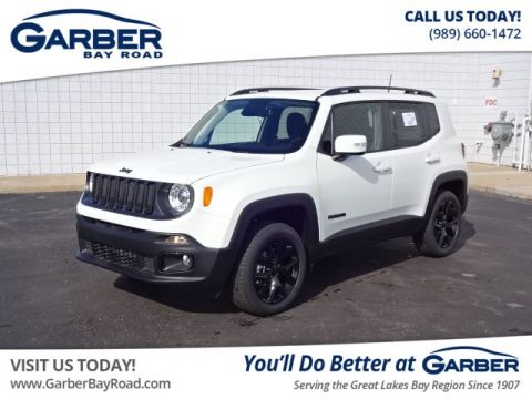 NEW 2018 JEEP RENEGADE ALTITUDE 4X4