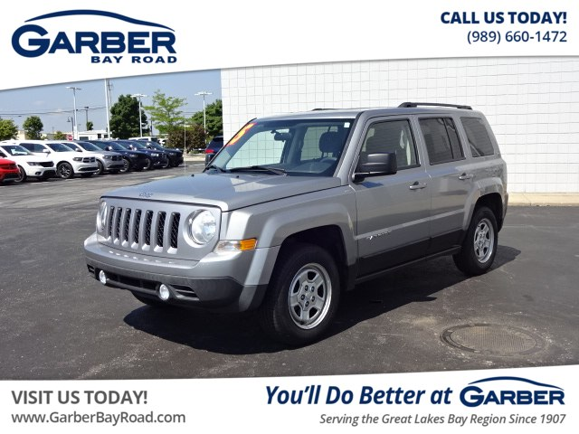 Pre-Owned 2015 Jeep Patriot Sport SUV in Saginaw #71138490T | Garber