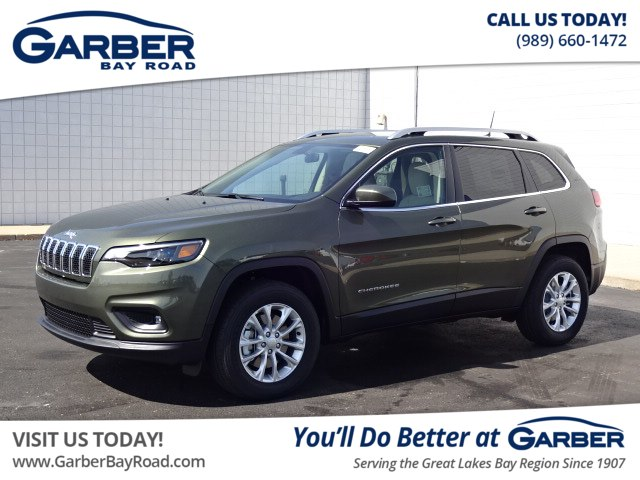 New 2019 JEEP Cherokee Laude 4x4 Sport Utility in Saginaw ...
