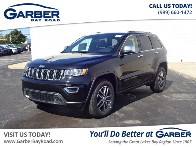 New 2018 JEEP Grand Cherokee Limited, Trailer Tow, Nav