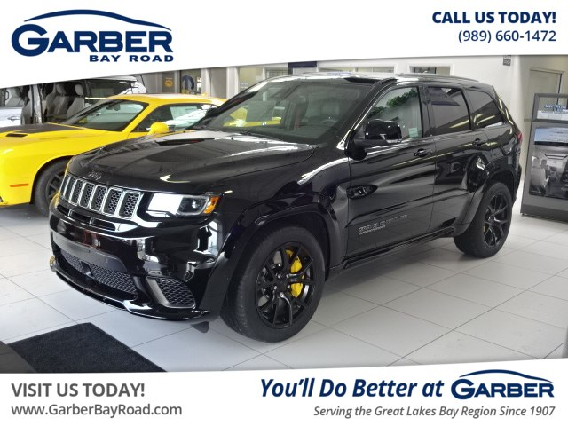 Lovely New 2018 JEEP Grand Cherokee Trackhawk 707 Horsepower AWD