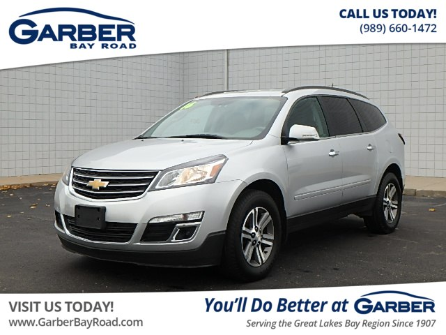 Pre Owned 2016 Chevrolet Traverse Lt W 1lt