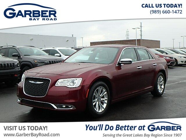 Pre Owned 2017 Chrysler 300c
