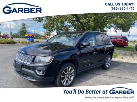 PRE-OWNED 2014 JEEP COMPASS LIMITED 4WD