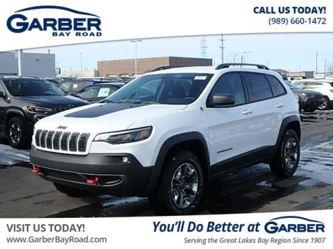 NEW 2019 JEEP CHEROKEE TRAILHAWK® 4X4