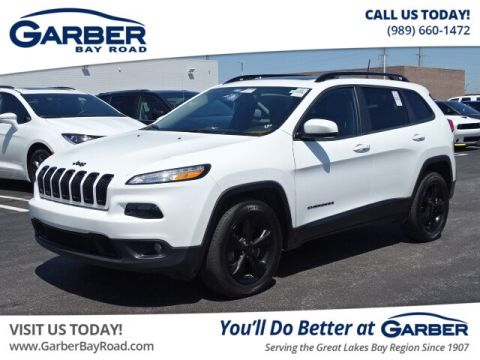 PRE-OWNED 2016 JEEP CHEROKEE LIMITED FOUR WHEEL DRIVE SUV