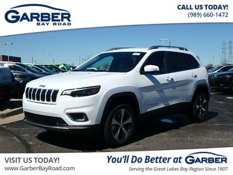 New Jeep Cherokee® For Sale in Saginaw | Garber Chrysler Dodge Jeep Ram