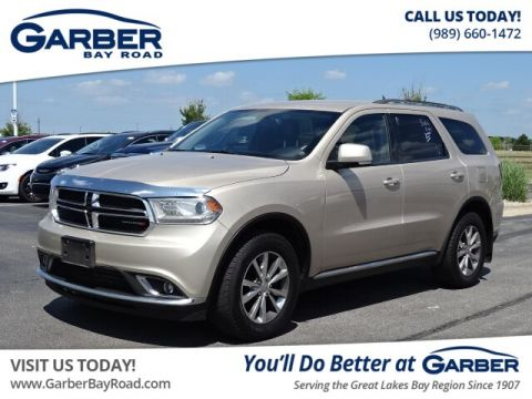 PRE-OWNED 2014 DODGE DURANGO LIMITED AWD