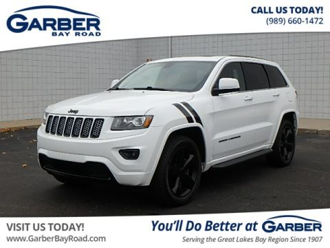 PRE-OWNED 2015 JEEP GRAND CHEROKEE LAREDO 4WD