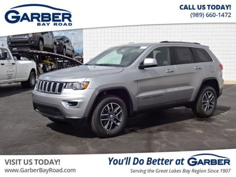 New 2018 JEEP Grand Cherokee Laredo E Pkg 4x4