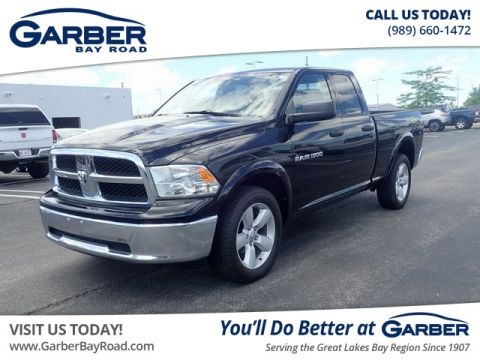 PRE-OWNED 2012 RAM 1500 ST 4WD