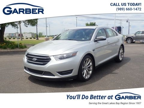 PRE-OWNED 2019 FORD TAURUS LIMITED WITH NAVIGATION & AWD