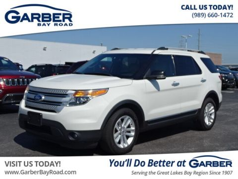 PRE-OWNED 2012 FORD EXPLORER XLT FWD SUV