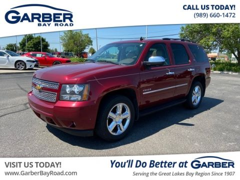 PRE-OWNED 2011 CHEVROLET TAHOE LTZ WITH NAVIGATION & 4WD