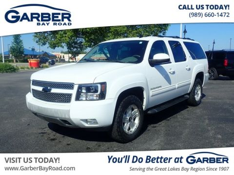 PRE-OWNED 2011 CHEVROLET SUBURBAN 1500 LT 4WD
