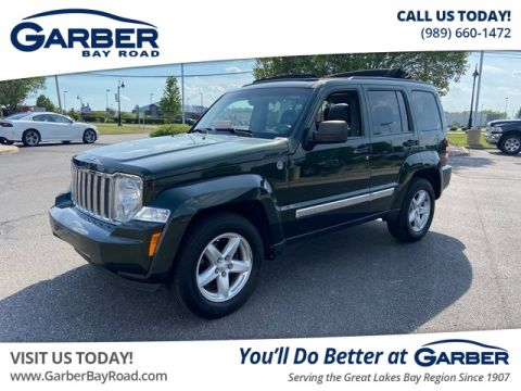 PRE-OWNED 2010 JEEP LIBERTY LIMITED 4WD