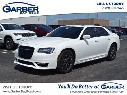 PRE-OWNED 2017 CHRYSLER 300 S AWD