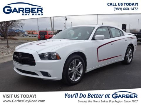 PRE-OWNED 2014 DODGE CHARGER SXT AWD