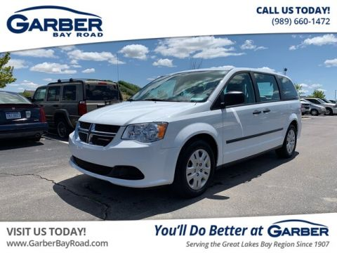 PRE-OWNED 2016 DODGE GRAND CARAVAN AVP/SE