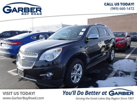 PRE-OWNED 2010 CHEVROLET EQUINOX LTZ AWD
