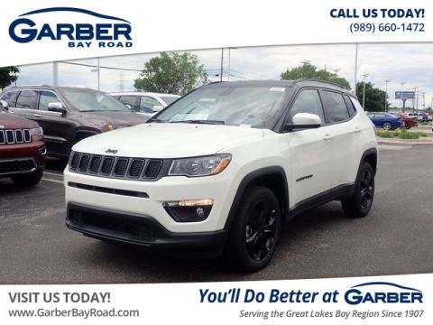 NEW 2020 JEEP COMPASS ALTITUDE 4X4
