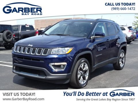 PRE-OWNED 2018 JEEP COMPASS LIMITED 4WD