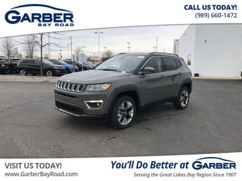 NEW 2020 JEEP COMPASS LIMITED 4X4
