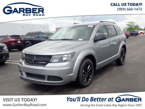 NEW 2020 DODGE JOURNEY SE (FWD)