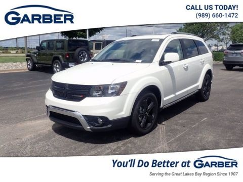 NEW 2020 DODGE JOURNEY CROSSROAD (FWD)