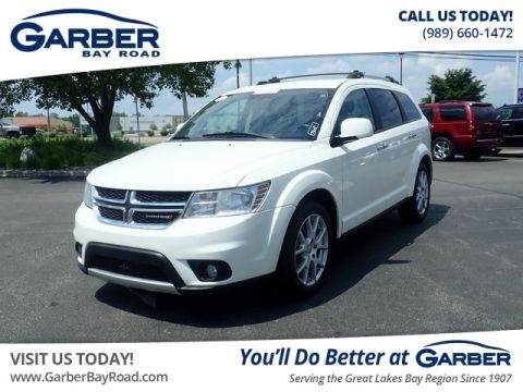 PRE-OWNED 2012 DODGE JOURNEY R/T AWD