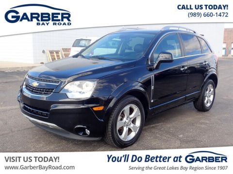 PRE-OWNED 2015 CHEVROLET CAPTIVA SPORT LTZ