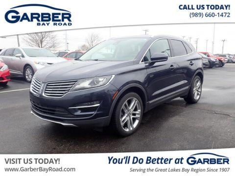 PRE-OWNED 2015 LINCOLN MKC LS AWD