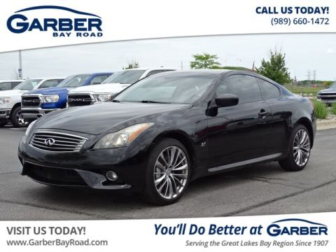 Pre-Owned 2011 INFINITI G37x x