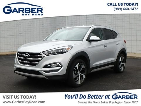 Pre Owned 2017 Hyundai Tucson Limited Awd